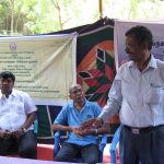 Joint Director Animal Husbandry (Kancheepuram) inuagurating the camp